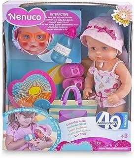 d62b0b81e Amazon.es: Nenuco Baño de burbujas (Famosa 700011335): Juguetes y juegos