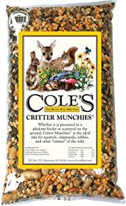 Cole's CM20 Critter Munchies, 20-Pound