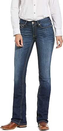 ARIAT R.E.A.L. Bootcut Rosa Jeans in Lita