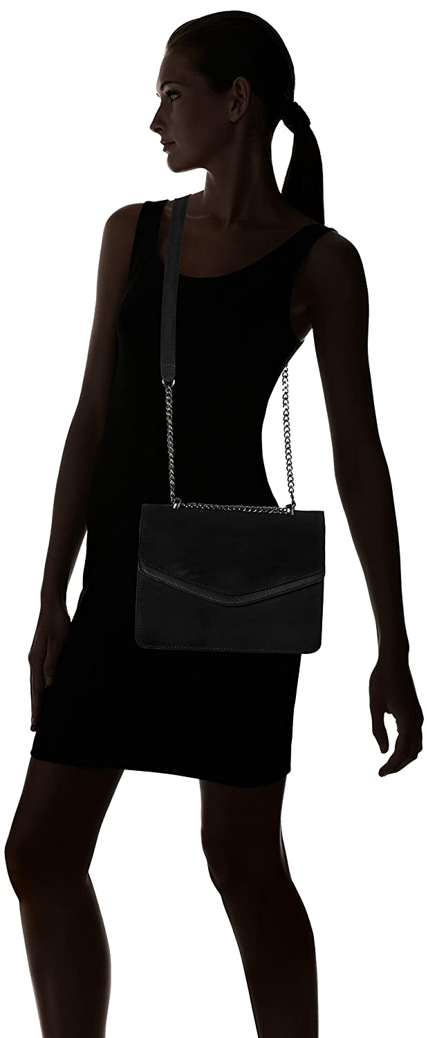 Pieces Pctahira Suede Cross Body Dc Sacs bandouli/ère
