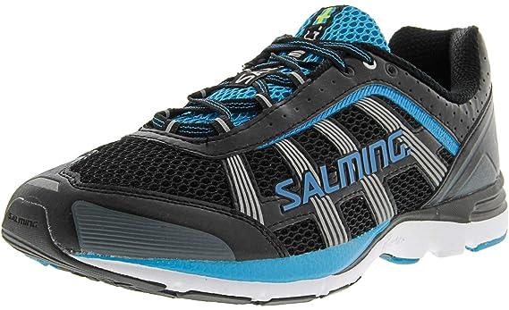 46558c7b2669a Amazon.com: Salming Men's Distance A3 Ankle-High Mesh Running Shoe ...