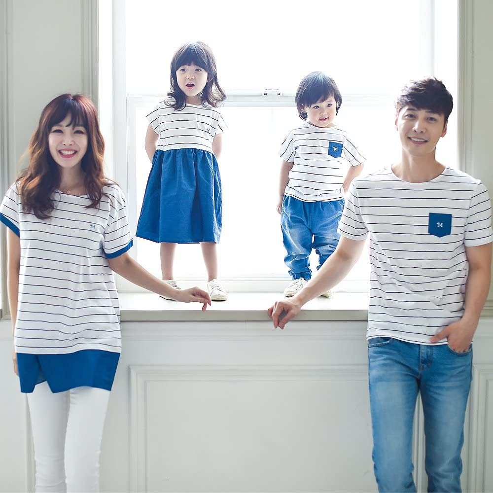 monfimafi Baby Boys I Family/_16B05 Family Matching Outfits