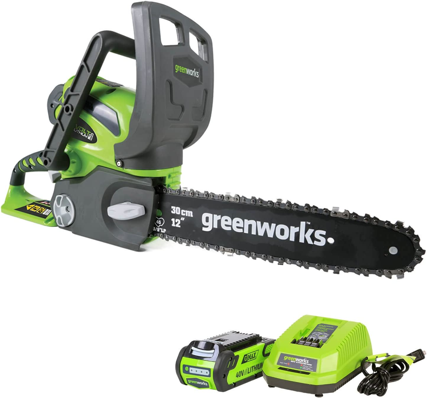 Best Cordless Chainsaw in 2021: Reviews & Buying Guide 4