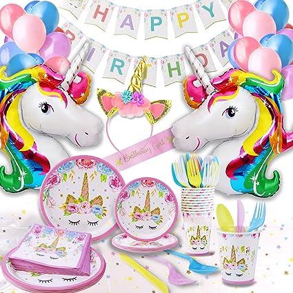 Piece Unicorn Headband and Unicorn Birthday Sash Set Birthday Sash Unicorn Theme Unicorn Birthday Party My Little Pony Party 2