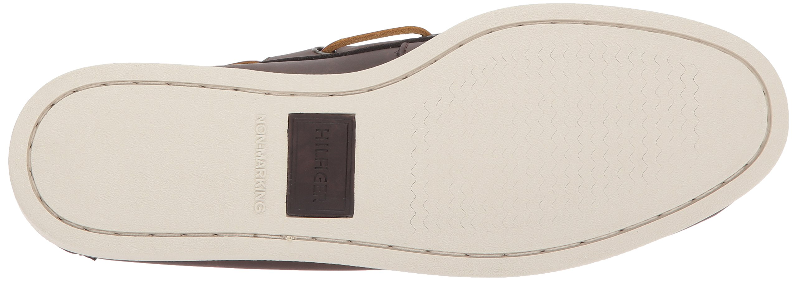 Tommy Hilfiger Men's Bowman Boat shoe,Coffee Bean,8.5 M US by Tommy Hilfiger (Image #3)