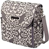 Petunia Pickle Bottom Earl Grey Boxy Backpack