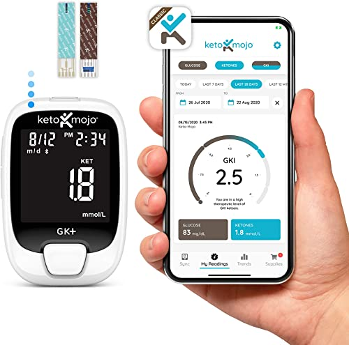 Product shot of our choice and winner for best paired with smartphones glucose monitor