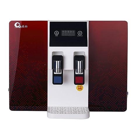Filtro de agua JIAYIDE® Sistema de filtración de agua por agua viva, ionizador alcalino de pH alto Dispensador de purificador de agua, filtración super ...