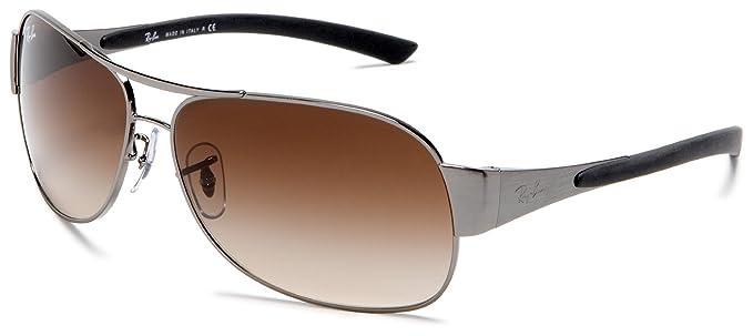 80fc4da919 Ray-Ban Sunglasses (RB 3404 004/13 62): Amazon.co.uk: Clothing