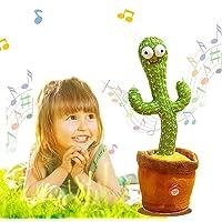 لعبة الصبارة الراقصة من ايكيش، لعبة الصبارة فيدجيت الغنائية، لعبة تعليمية في مرحلة الطفولة المبكرة، هدية عيد ميلاد مرحة…