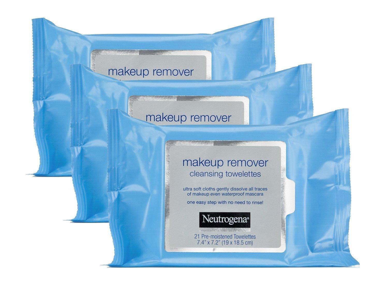 eutrogena maquillaje Remover Limpieza towelettes, Paquete de recambio, 25-Count: Amazon.es: Belleza