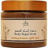 Bayt Al Saboun Al Loubnani Al Sharq Princess Body Sugar Scrub, 500 Gm