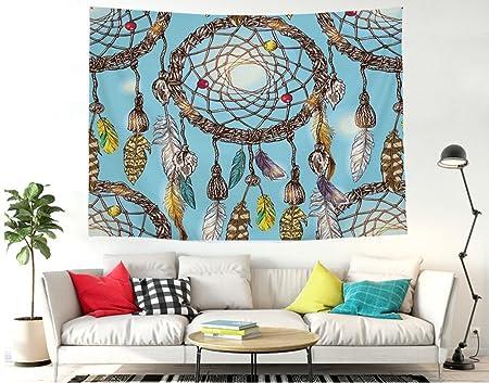 Maison Jardin Haus Garten Stickerei Nethara Wand-Traumfänger ...