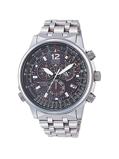 72f33a82c15f Citizen AS4050-51E - Reloj cronógrafo Ecodrive para hombre