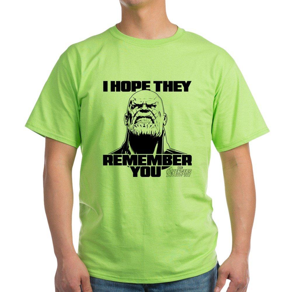 Infinity War Remember T Shirt 4344