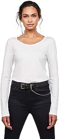 G-STAR RAW Core Eyben Slim Camiseta para Mujer
