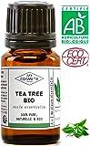 Huile essentielle de Tea Tree BIO (Arbre à Thé) - MyCosmetik