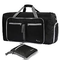 Amazon.com deals on Dimayar 60L Travel Waterproof Duffle Bag for Men & Women