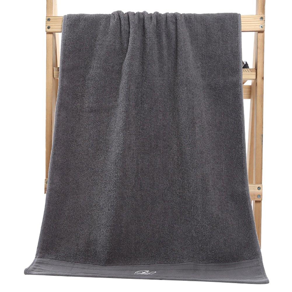 hakuno kokoro Premium suave mezcla de algodón toalla de baño Hotel de lujo Calidad respetuoso con el medio ambiente de baño hojas una pieza: Amazon.es: ...