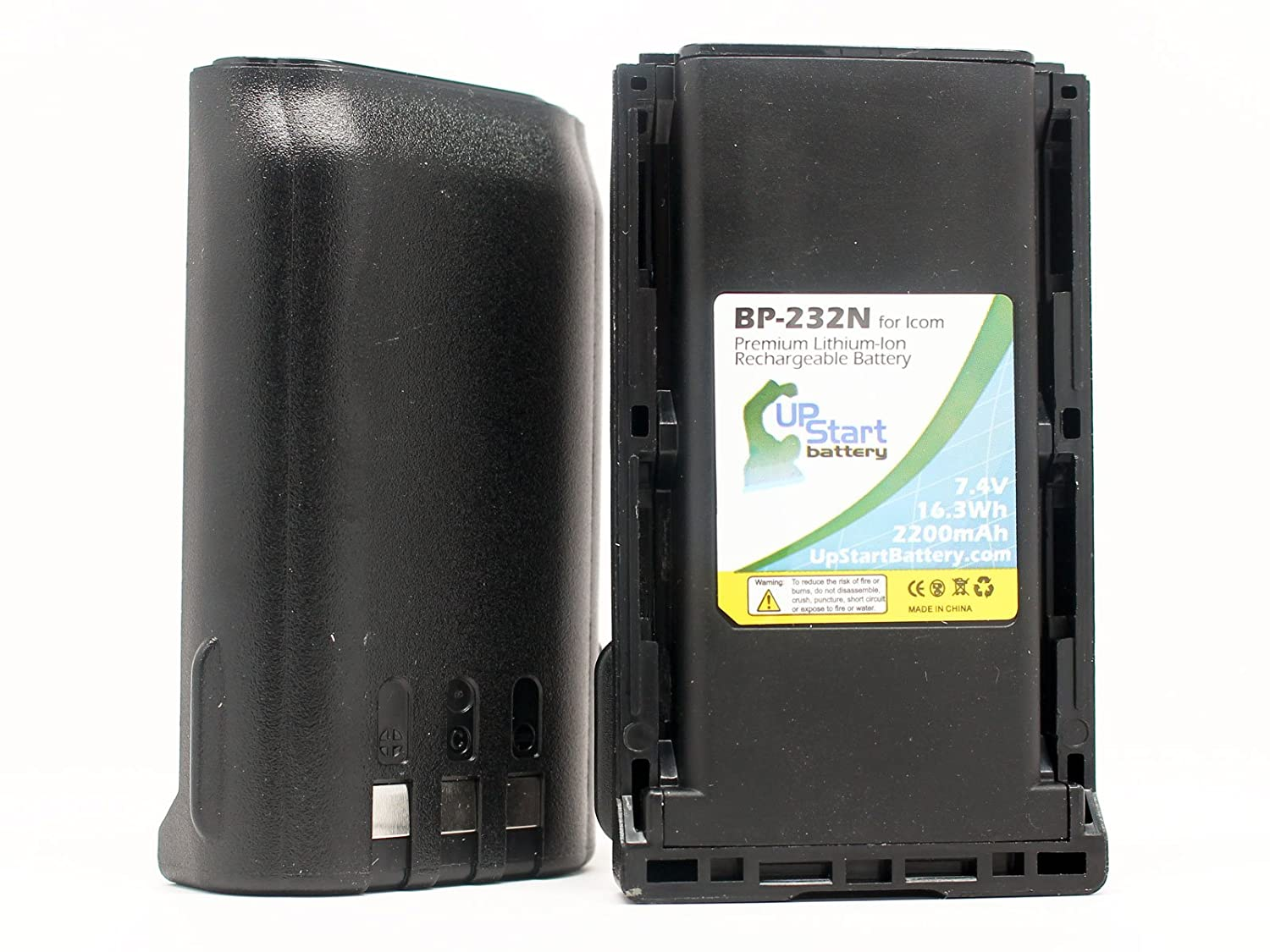 IC-F43GT 7.4V 2200mAh BP-231 BP-231N Battery For ICOM IC-F43 IC-F43G IC-F43GS