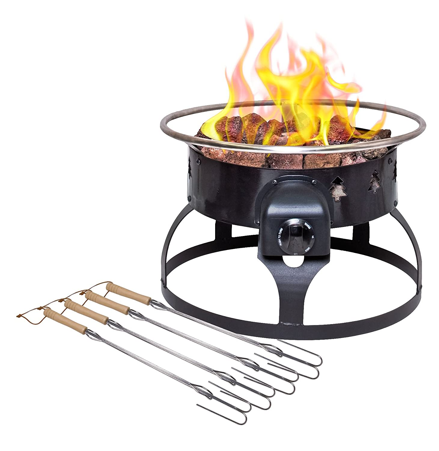 Best Propane Fire Pit 2019 Outdoor Options Reviewed