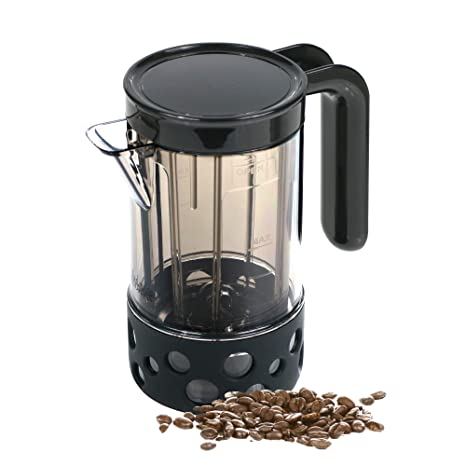 Amazon.com: Andcolors French Press - Prensa de café (2 tazas ...