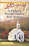 A Father's Second Chance (Love Inspired (Large Print))