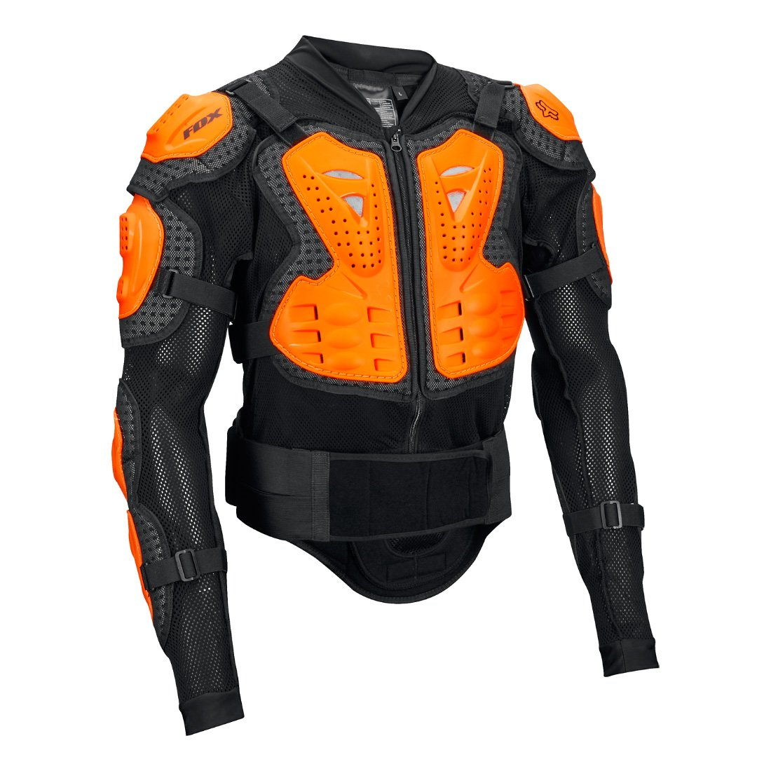 Fox Racing Titan Sport Jacket-Black/Orange-XL