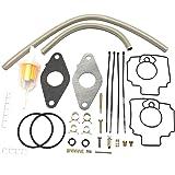 FD620 FD620D Carburetor Rebuild Kit for John Deere 345/425 / 445 Rebuild MIA11386 MIA12362 AM118872 Carburetors