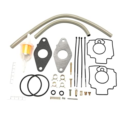 Amazon.com: FD620 FD620D Carburetor Rebuild Kit for John Deere 345 on