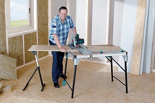 Banco Da Lavoro Wolfcraft Prezzo : Wolfcraft 6900000 1 master cut 2000 tavolo per troncatrice di