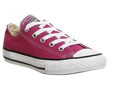 351874 Chuck Taylor All Star (Plastic Pink) (30, Plastic Pink) Converse