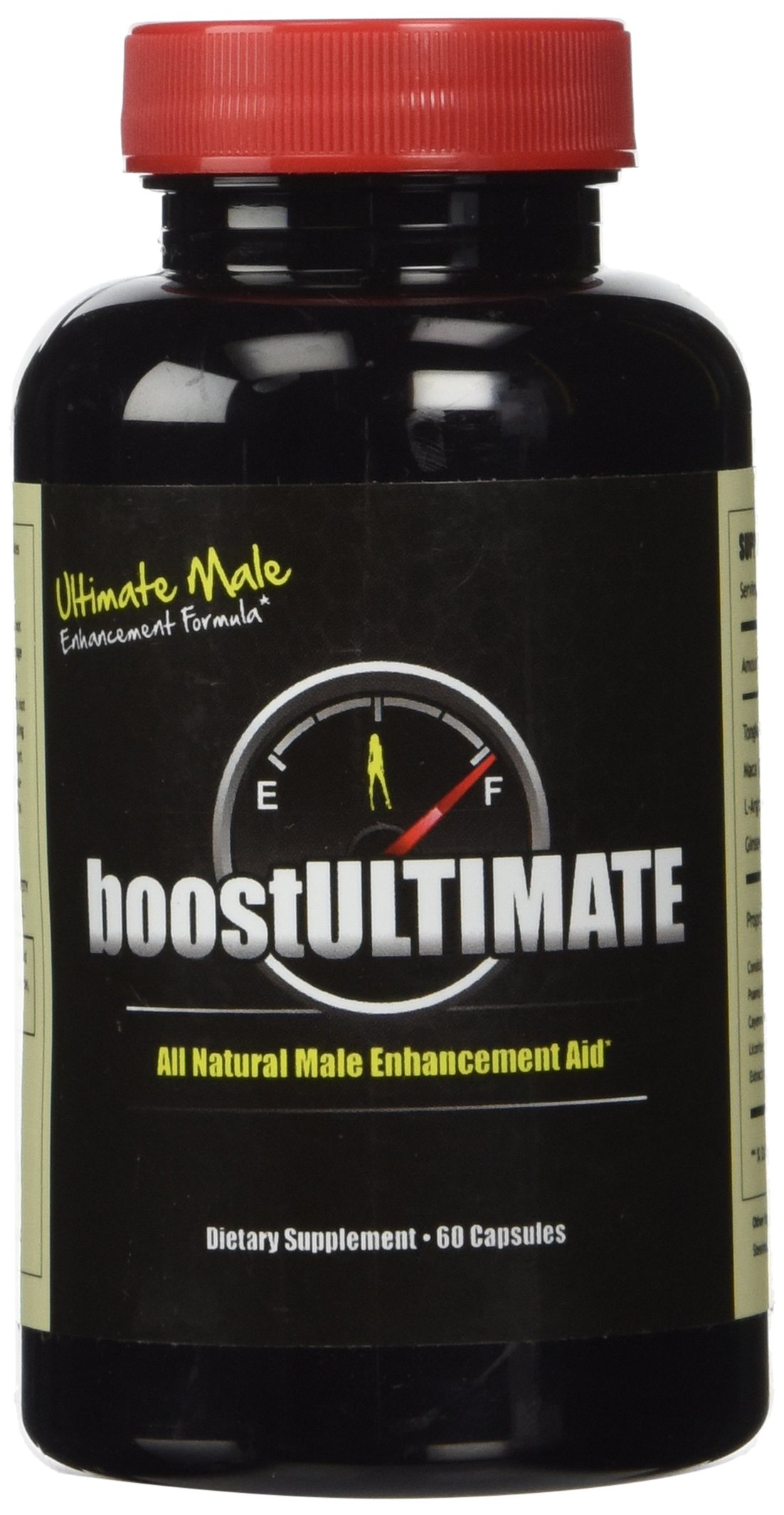 boostULTIMATE - 60 Capsules - Increase Workout Stamina, Muscle Size, Neem, Energy & More 1 Month Supply