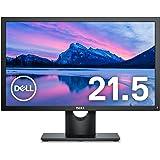 Dell モニター 21.5インチ フルHD/TN 非光沢/フリッカーフリー/DP,D-Sub/3年保証 E2216H
