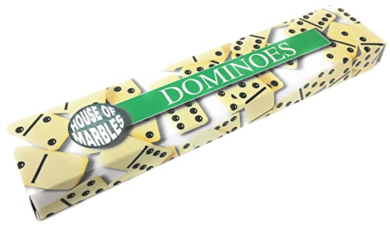 House Of Marbles Traditional Games Dominoes