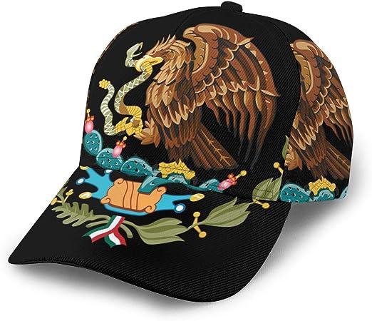Baseball Cap Hecho EN Mexico Snapback Hip Hop Fashion Hat Flat Bill Casual