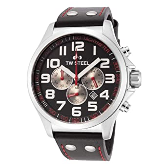 TW Steel Pilot Mens Chronograph Watch TW414