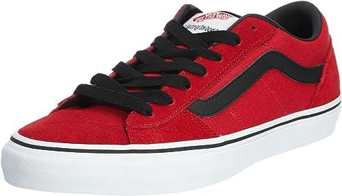 Vans Herren La Cripta DOS True redBlack Sneaker