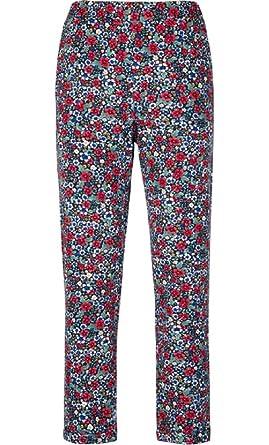 54611fd1c217 King Louie Pantalon Roisin Hula Bleu  Amazon.fr  Vêtements et ...