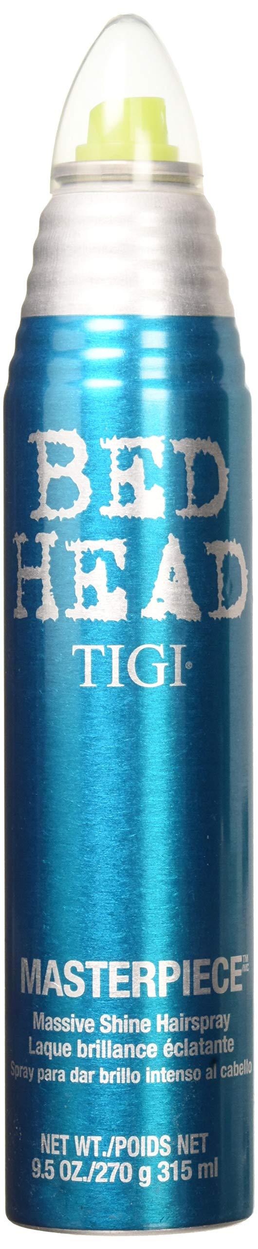 TIGI Bed Head Masterpiece Shine Hairspray (Original Version), 9.5 Ounce (Pack of 1)