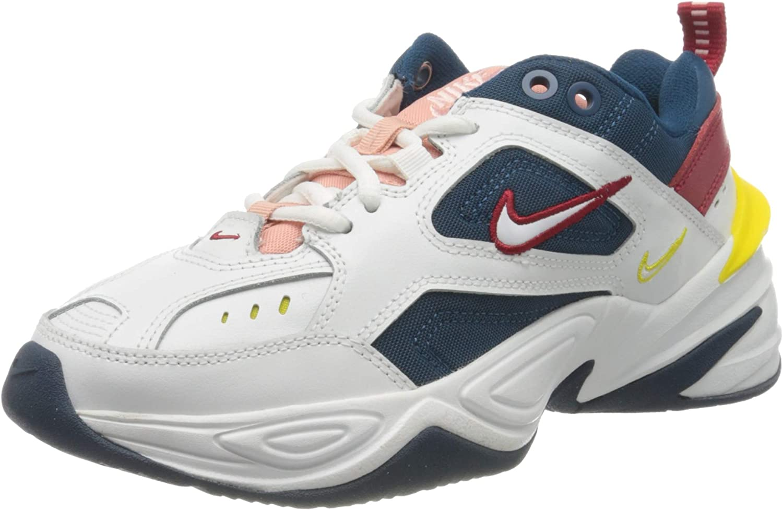 Bombero Antídoto Larry Belmont  NIKE M2k Tekno, Zapatillas de Atletismo para Mujer: Amazon.es: Zapatos y  complementos