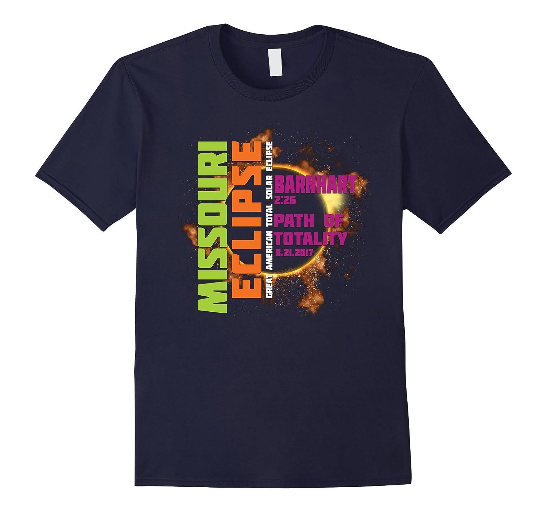 Barnhart, Missouri 2017 Solar Eclipse TShirt, T-Shirt, Tee-TH