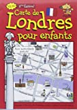 Guy Fox Carte de Londres Pour les Enfants: London Children's Map French Edition