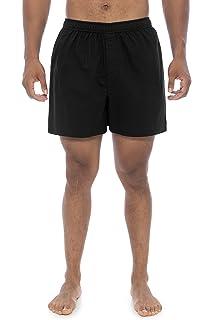 96cfda2ae74e62 Texere Men's 100% Organic Cotton Boxers - Soft Cotton Underwear for Him  (Ilba)
