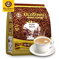 OldTown旧街场三合一速溶咖啡600g 马来西亚原装进口白咖啡粉 (原味白咖啡600g)