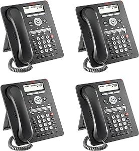 AVAYA 1608-I ICON IP PHONE (700510907) (4-PACK) NEW