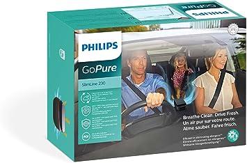 Philips GPSL23GPX1 GoPure Slimline 230 Purificador de Aire para ...