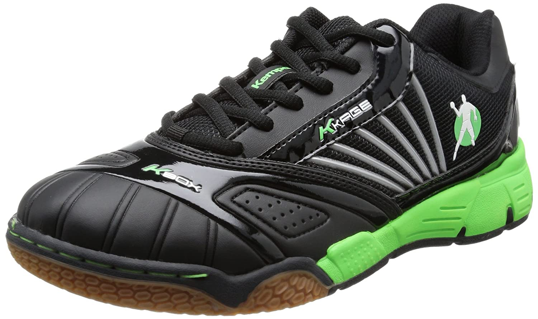 Kempa Tornado XL - zapatillas de balonmano de material sintético unisex color negro talla 41 Uhlsport GmbH 200848001