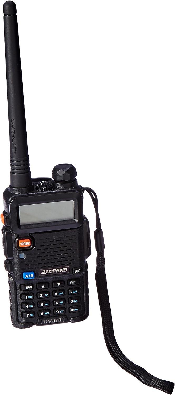 BaoFeng UV-5R VHF/UHF Dual Band Radio 136-174 400-480Mhz Transceiver