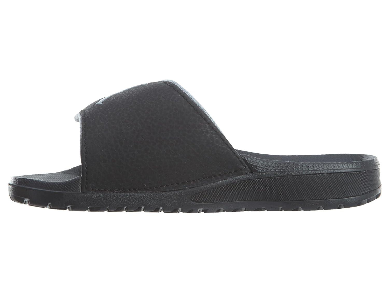 45556c2c5ff36 Jordan Hydro 6 BP Little Kid s Preschool Slides Black Wolf Grey 881476-011   Amazon.co.uk  Shoes   Bags